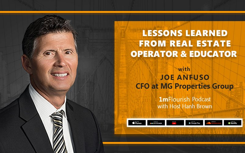 Lessons Learned From Real Estate Operator & Educator With Joe Anfuso